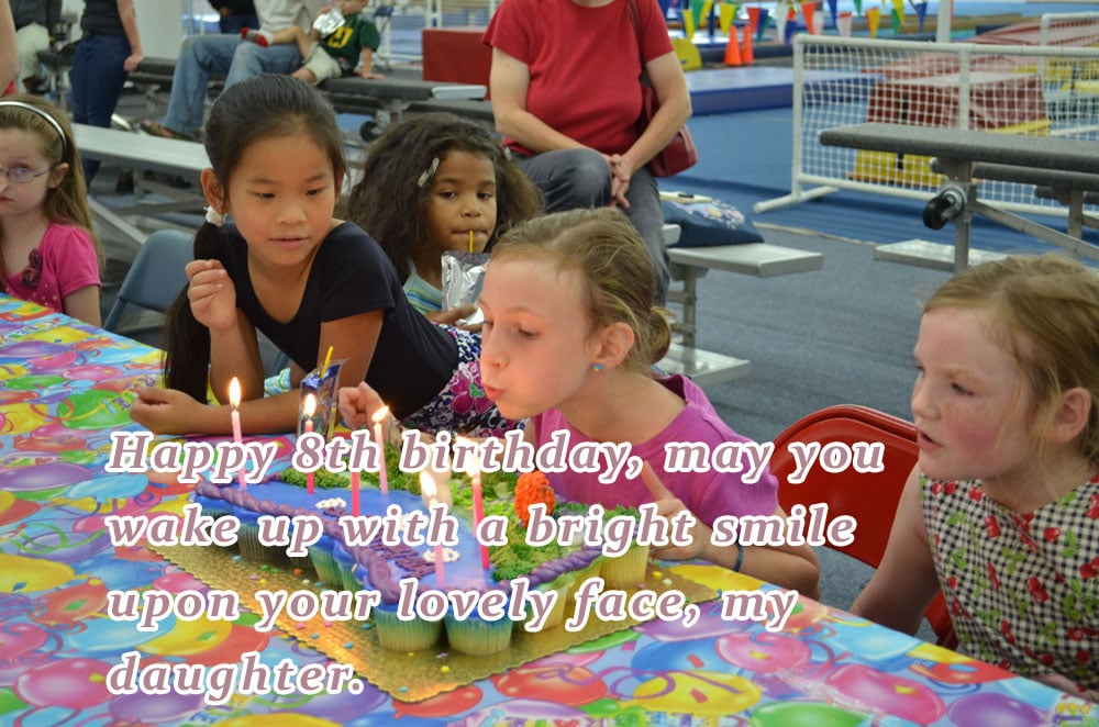 Happy Birthday wishes for 8th Year OLD Boy