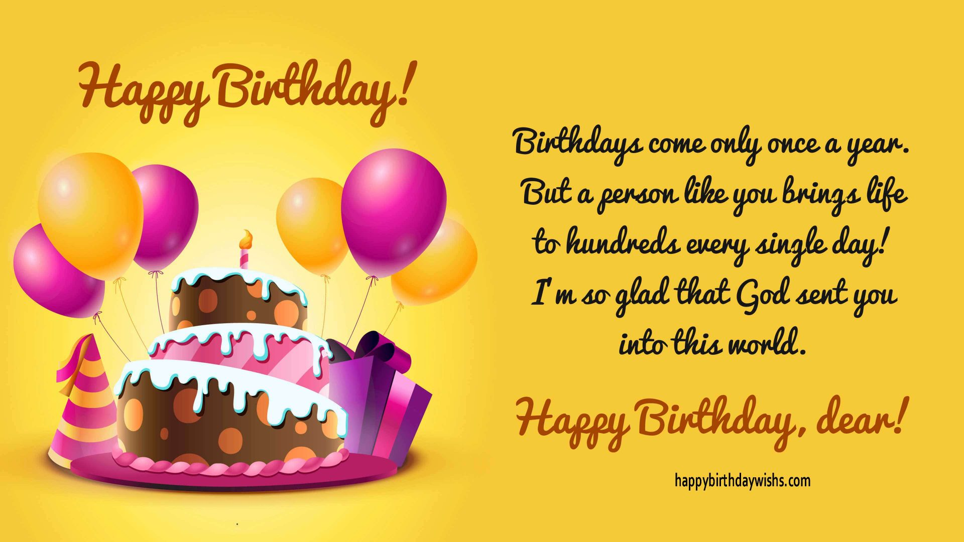 Top 100 Happy 42nd Birthday Wishes For Male Female