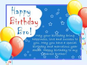 Happy 26th Birthday wishes for Brother