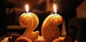 Happy 26th Birthday wishes for Friend