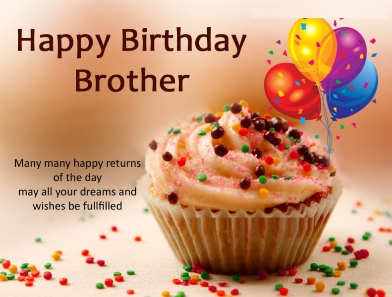 Happy 27th Birthday Wishes For brother
