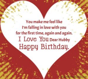 Happy 25th Birthday Wishes for Hubby