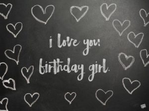 Romantic Birthday wishes for Lovely girlfriend