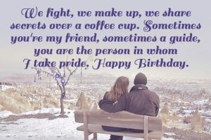 sweet birthday wishes for husband