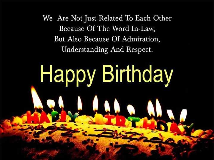 Happy Birthday Wishes Brother in law
