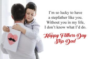 Happy Birthday Wishes for StepFather