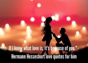 Sweet Quote for your Boyfriend