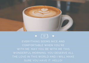goodmorning messages for girlfriend