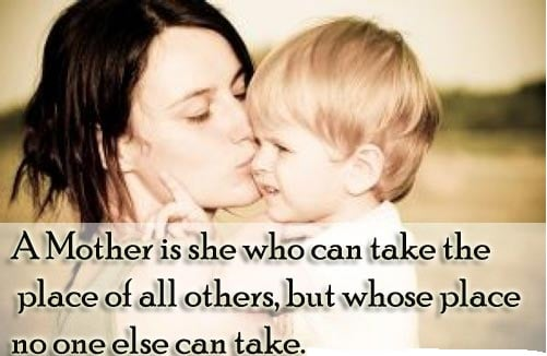 Love Quotes For Mother